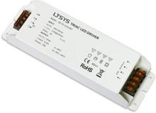 LTSYS LED Driver 75W 12V med Push dæmpning