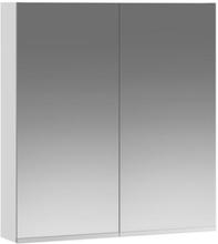 Ifö Option Spejlskab 60x64 cm, Hvid