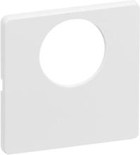 LK Fuga Afdækning for PIR 10A, 44x44 mm, Hvid