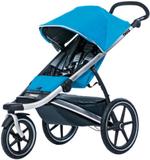 Thule Urban Glide barnvagnar 1-sits blå 2017 Joggi