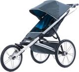 Thule Glide barnvagnar 1 Sitzer blå 2017 Joggingva