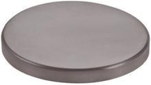 VM Zinc lukket brøndkrave 150 mm, quartz-zinc