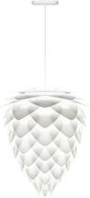 Umage Conia Medium Pendel med hvid ledning, Hvid