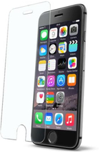 Cellularline Second Glas, hårdt beskyttelsesglas til iPhone 6/6S
