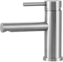 Primy Clear håndvaskarmatur, rustfrit stål