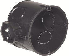 Kaiser (Eurodåse) Indmuringsdåse Ø60 mm, Dybde 46 mm