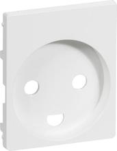 LK IHC Wireless Fuga Afdækning for stikkontakt, Hvid