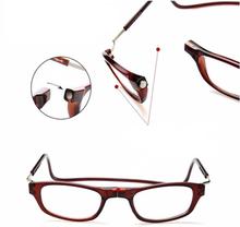 Magnet-läsglasögon (nyhet) väldigt praktiska!
