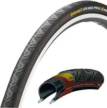 "Continental Grand Prix 4-Seasons Tyre 28"" folding black 28-622 | 700 x 28c 2020 Däck till Racercyklar"