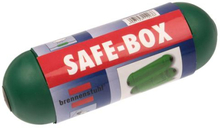 Safe-Box el-kappe til indendørs brug i grøn