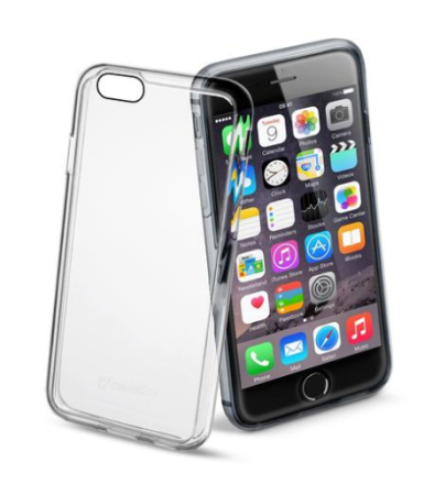 Cellularline Invisible Back Cover til iPhone 6/6S