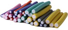 Flexible Rods flexspoler for herlige krøllerr - 42-Pak forskellige størrelser