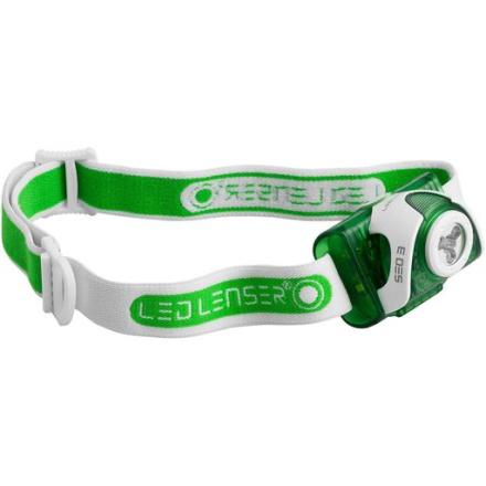 Led Lenser SEO3 Hodelykt, 100 Lumen