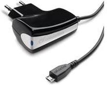 Cellularline lader med 230V-stik med Micro USB - 1 meter