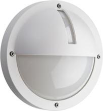 SG Uno Udendørs væglampe, Hvid