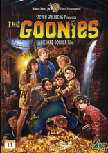 The Goonies -dvd