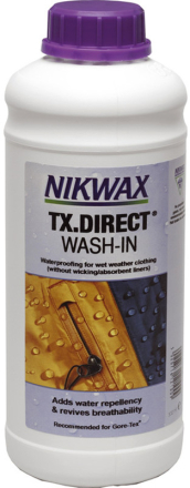 Nikwax TX.Direct 300 ml 300 ml 2018 Tekstiilien kyllästäminen