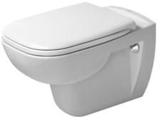 Duravit D-Code væghængt toilet