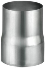 VM Zinc rørmuffe Ø 100 mm, zink