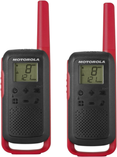 Motorola TALKABOUT T62 rot PMR-walkie-talkie