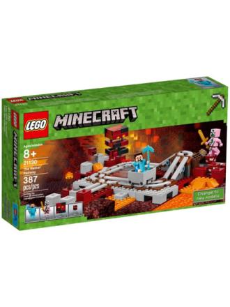 Minecraft 21130 Netherjernbanen - Proshop