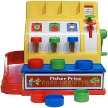 Fisher Price Cash Register