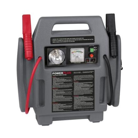 Powerplus E-line Jumpstarter 4 i 1, 350W