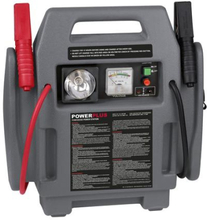 Powerplus E-line Jumpstarter 4 i 1, 350W
