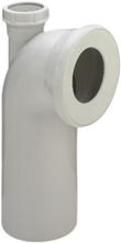 Viega WC Afløbsbøjning m/studs 50 mm