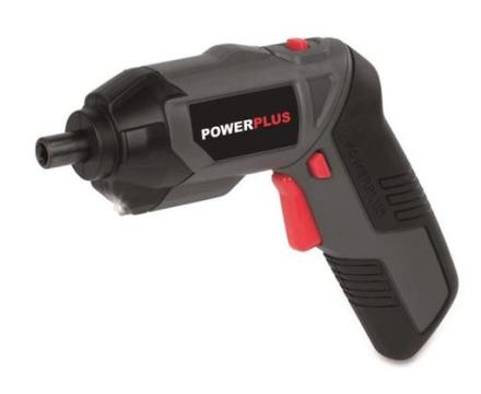 Powerplus E-line Skruemaskine - 3,6 volt