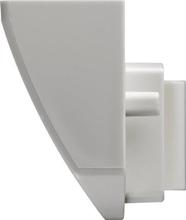 Loftbeslag for Servodan bevægelsessensor 41-232/41-233, Hvid