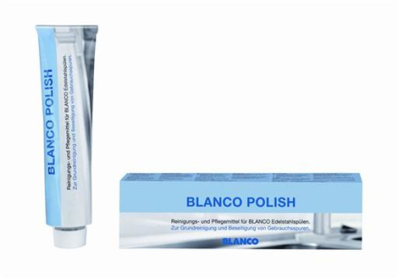 Blanco Polish Plejemiddel til vaske i rustfrit stål, 150 ml
