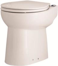 SFA C43 Toilet m/Indbygget Kværn - 430x390 mm.