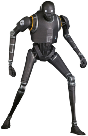 Star Wars Rogue One - K-2SO - Artfx+