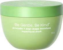 Be Gentle, Be Kind Avocado + Kiwi Mega Moisture Superfood Mask - 240 ml