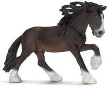 Bondegårdsdyr Shire stallion