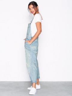 Polo Ralph Lauren Overall-Denim Bootcut & Flare Blue