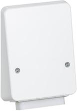 LK Flerpolet stikudtag uden afbryder, 3P+N+J, 16A/440V, Hvid