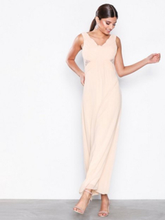 2f82dd642f08 Little Mistress Drape Maxi Dress Maxiklänningar