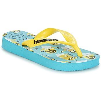 Havaianas Flip flops til børn MINIONS Havaianas - Spartoo