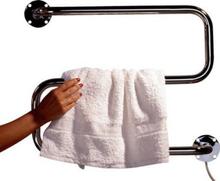 Devi håndklædetørrer til el 58,2 x 48,2 cm i krom