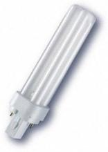 Osram Dulux D - 18 watt - 840 - G24d-2