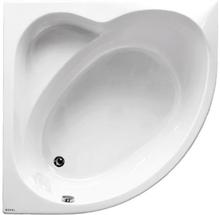 Royal Sigrid hjørne badekar 130 x 130 cm