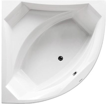 Royal Rosana hjørne badekar med armatur 150 x 150 cm