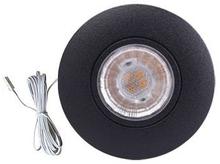 HiluX D1 Ind/påbygningsspot 3W/927 LED, Sort