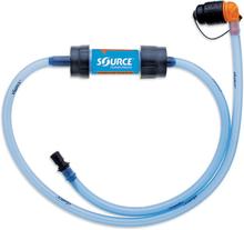 SOURCE Drinking Tube Kit + Filter blue 2020 Ryggsäckar Tillbehör