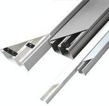 Rehau kabelkanal LE med skillevæg 40/60 mm i perlehvid - 2 meter