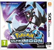 Pokémon Ultra Moon - 3DS - RPG