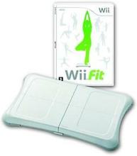 Wii Fit Inkl. Balance Board Hvid