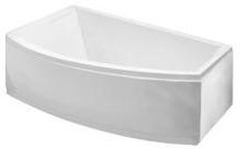 Royal Vigga asymmetrisk badekar venstrevendt 160 x 105 cm